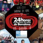 24 Horas en pista de atletismo GIRLS JUST WANNA GO RUN